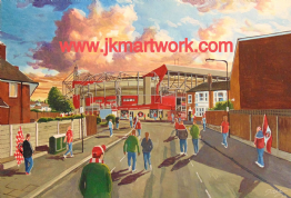 the valley going to the match print